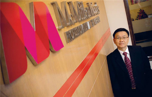 Dato' Raymond Liew's inspiration Tale