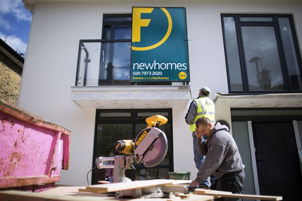 UK house-price growth cools to its weakest pace in 5 years